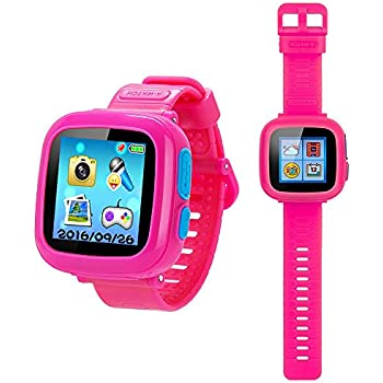 Amazon.com: ZOPPRI Kids Game Watch Smart Watch for Kids ...