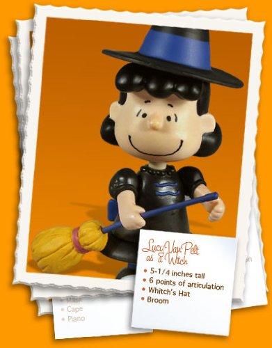 Peanuts Halloween Lucy Van Pelt Figure