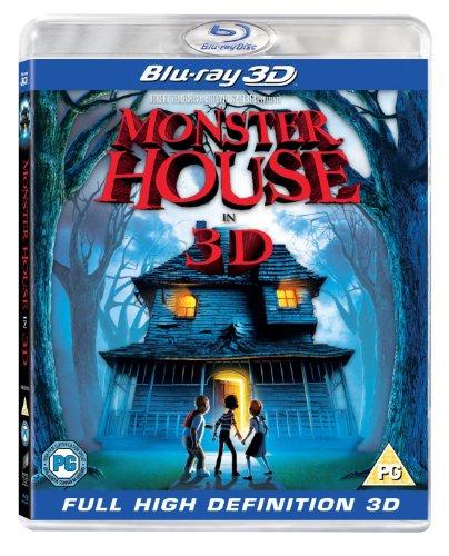 Monster House 3D [Blu-ray 3D] [2010]
