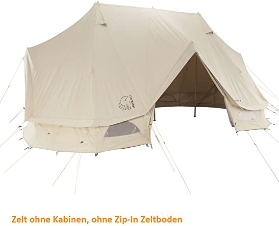 Nordisk Utgard 13.2 m² Zelt Technical Cotton |