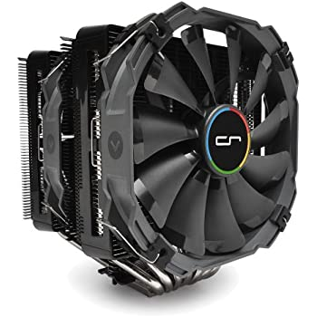 Cryorig R1 Ultimate CR-R1A Dual Tower CPU Heatsink with 2xXF140 fans