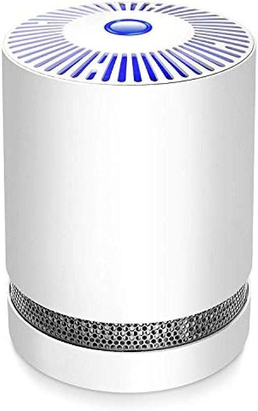 XIAOHU GE Purificador De Aire con Filtro Hepa Verdadero Y Filtros De Carbón Activado Polvo Humo Polen Olor (Tamaño ...