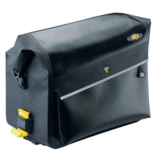 Topeak MTX Trunk DryBag Fahrrad Tasche Wasserdicht Gepäckträger Packtasche 12,1 L Schultergurt, 15002031