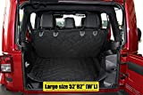Ecoastal Cargo Liner for Dogs, Trunk Liner, Waterproof Nonslip and Machine Washable Cargo Mats, Free SUV Pet Barrier, Protect Car floor from Water, Dirt, Dander, hair, Spills and Pet Nail Scratches. For Sale