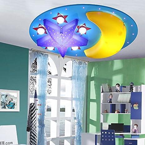 GH habitación infantil, diseño de dibujos animados para ...