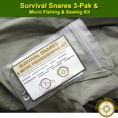 Thompson-Survival-Snares-3-Pak-and-Micro-Fishing-Sewing-Kit
