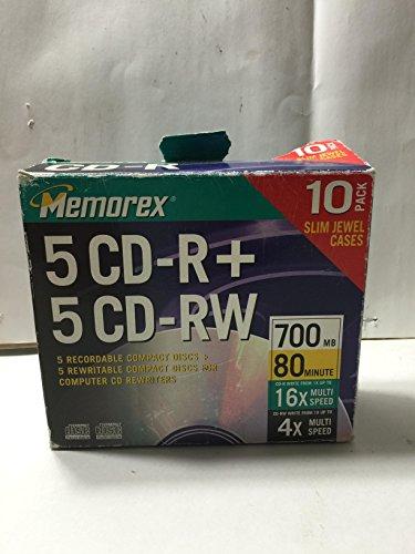 memorex5-cd-r-5-cd-rw700mb80minrecordablerewritable