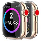 [2 Pack] BRG Case for Apple Watch Screen