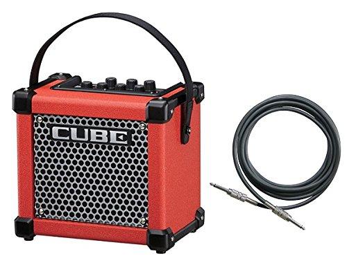 激安人気新品 【シールド付】Roland B0116DIWPY/ローランド MICRO CUBE GX R/レッド GX] R/レッド Guitar Amplifier [M-CUBE GX] B0116DIWPY, 餃子のばんごはんや:433bd942 --- a0267596.xsph.ru