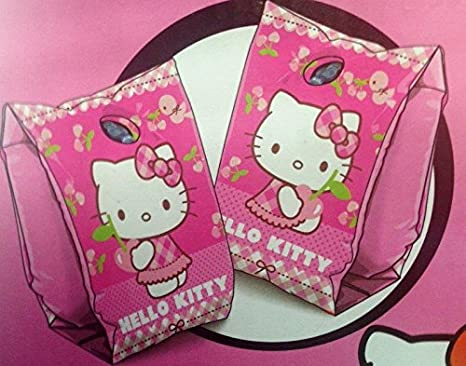 Braccioli Hello Kitty.Hello Kitty Braccioli Gonfiabili Per Il Mare E La Piscina