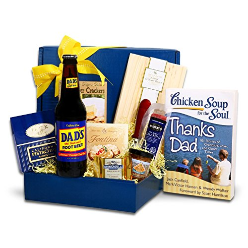 Chicken Soup for the Soul Gift Basket for Fathers Day
