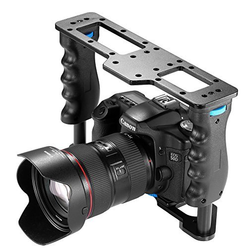 neewer aluminum alloy film movie making camera video cage
