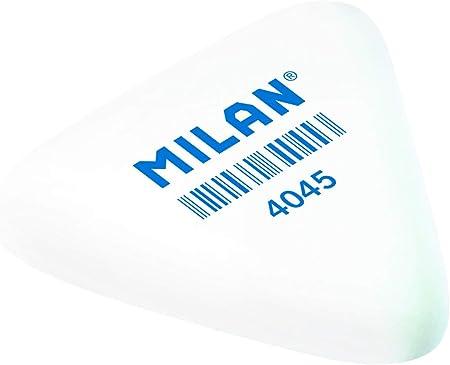 Milan PMM4045 - Pack de 45 gomas de borrar triangulares: Amazon.es ...