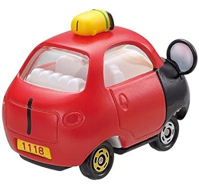 Tomica Disney Motors Tsum Tsum Mickey Mouse Top