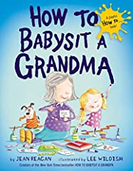 Celebrate the special bond between grandmas and grandkids in this delightful New York Times bestseller that puts the kids in charge of taking care of Grandma...if just for one day.  When you babysit a grandma, if you're lucky, you'll have a s...