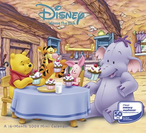 Disney Winnie the Pooh 2009 Calendar