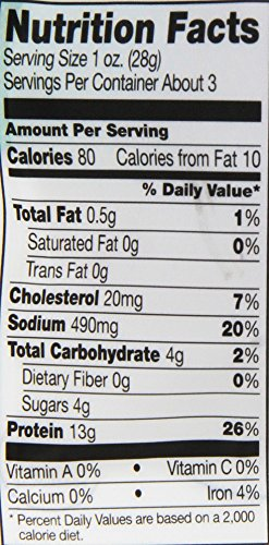 Review Jack Links MSG Free