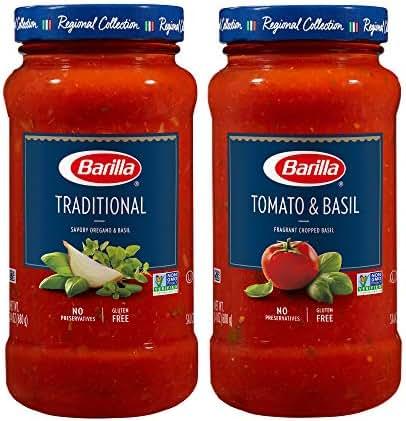 Pasta Sauce: Barilla