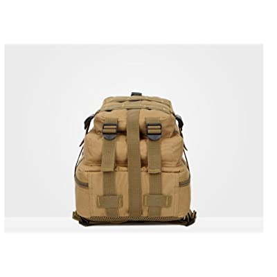 3p Attack Tactical Backpackers Military Outdoors Sac à dos à l'épaule Pack imperméable CS Camouflage