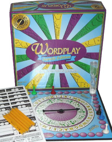 Wordplay Family Edition - Board Game for Ages 14 and up