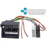 ISO-MB.20 - Conector iso universal para instalar radios en Mercedes Benz.