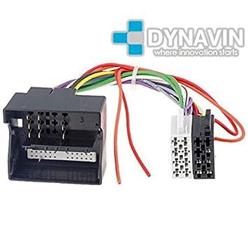 ISO-MB.20 - Conector iso universal para instalar radios en Mercedes Benz.: Amazon.es: Coche y moto