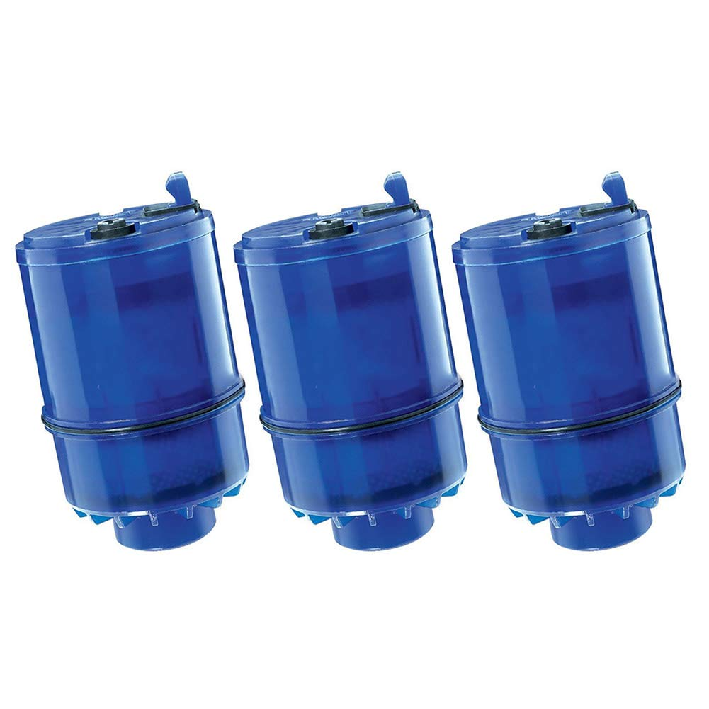 Lanceasy 3pcs purificador de filtración de Agua de Pur RF-9999 ...