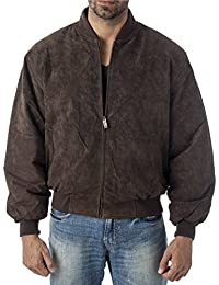 Amazon.com: Brown - Varsity Jackets / Lightweight Jackets ...