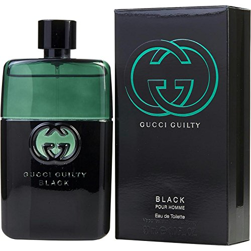(Gucci Guilty By Gucci Eau De Toilette Spray 3 Oz For Men )