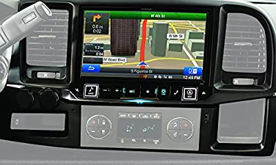 """Alpine Electronics X009-GM2 9"""" Restyle Dash System for Select GM Trucks"""