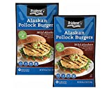 Trident Seafoods Pollock Burgers 3 lbs, 2-pack