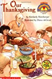 Our Thanksgiving, Kimberly Weinberger, 0439099080