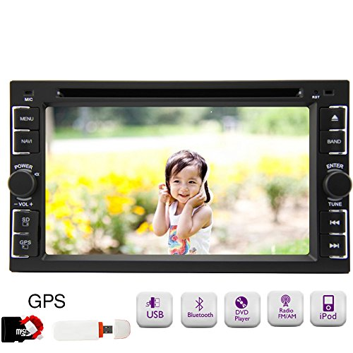In Dash Car Stereo Auto radio Receiver Car Video BT: Amazon.co.uk: Electronics