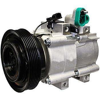 Denso 471-6016 A/C Compressor