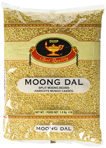 Moong Dal 4 lb by DEEP