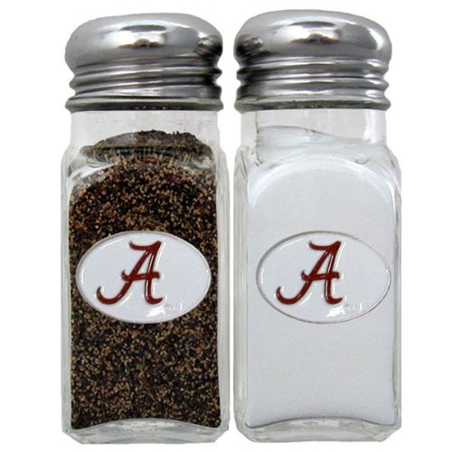 NCAA Alabama Crimson Tide Salt & Pepper Shakers