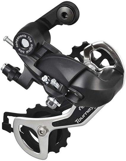 Shimano Tourney RD-TZ31 7s//21 Speed MTB Bicycle Rear Derailleur Bike Parts Black