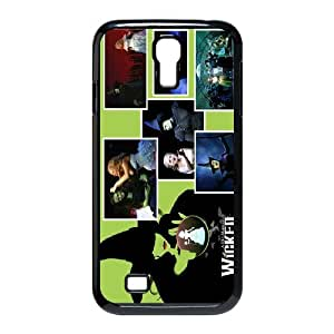 JenneySt Phone CaseWicked The Musical Pattern Wallpaper For SamSung Galaxy S4 Case -CASE-5