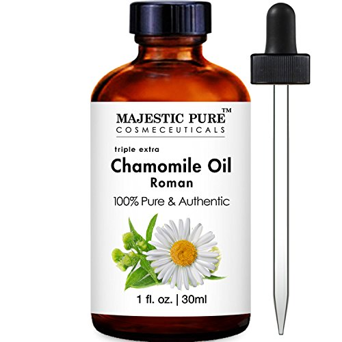 Pure Roman Chamomile Essential Oil, 1 Fluid Ounce