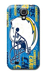 Nfl San Diego Chargers Football Hard Samsung Case Fit Samsung Galaxy S4