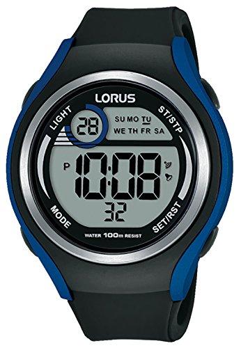 Lorus digital man R2377LX9 Mens quartz watch