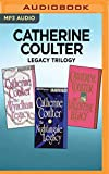 Catherine Coulter Legacy Trilogy: The Wyndham Legacy, The Nightingale Legacy, The Valentine Legacy (Legacy Series)