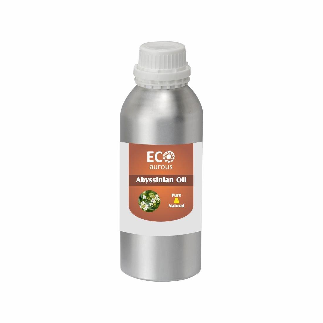 Abyssinian Oil | Abyssinian Oil For hair, Hair growth | Crambe Oil | Crambe Abyssinica oil|Abyssinian Essential Oil (50ml(1.69oz)) Tosc International Pvt Ltd