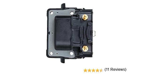 Ignition Coil Pack for 1987-1997 Toyota Corolla Camry Celica MR2 Paseo T100 Tacoma Tercel Geo Prizm 1.4L 1.6L 1.8L 2.0L 2.2L 2.7L Compatible with UF111 C971