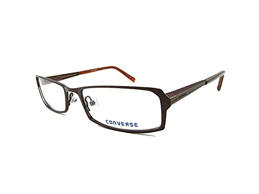 279db9553af2 Amazon.com: New Converse Rx Eyeglasses - Defiance - Brown (52-17-135 ...