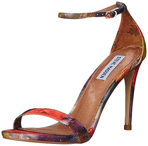 Donna col Steve Stecy Madden Floral Scarpe Tacco FtXrXqw