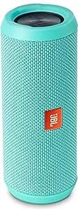 JBL Flip 3 Splashproof Portable Bluetooth Speaker %28Teal%29 %28Certified Refurbished%29