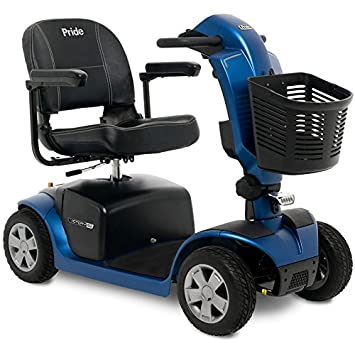 Amazon.com: Victory 10,2 Pride Movilidad 4-Wheel Scooter ...
