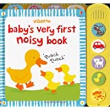 Baby's Very First Noisy Book (Baby's Very First Sound Books)