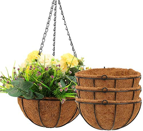 Thank You For Your Service Hanging Basket Wire